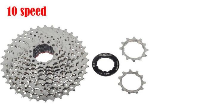 MTB Mountain Bike Bicycle 8 9 10 Speed Cassette Freewheels 12-32T 11-32T 11-36T