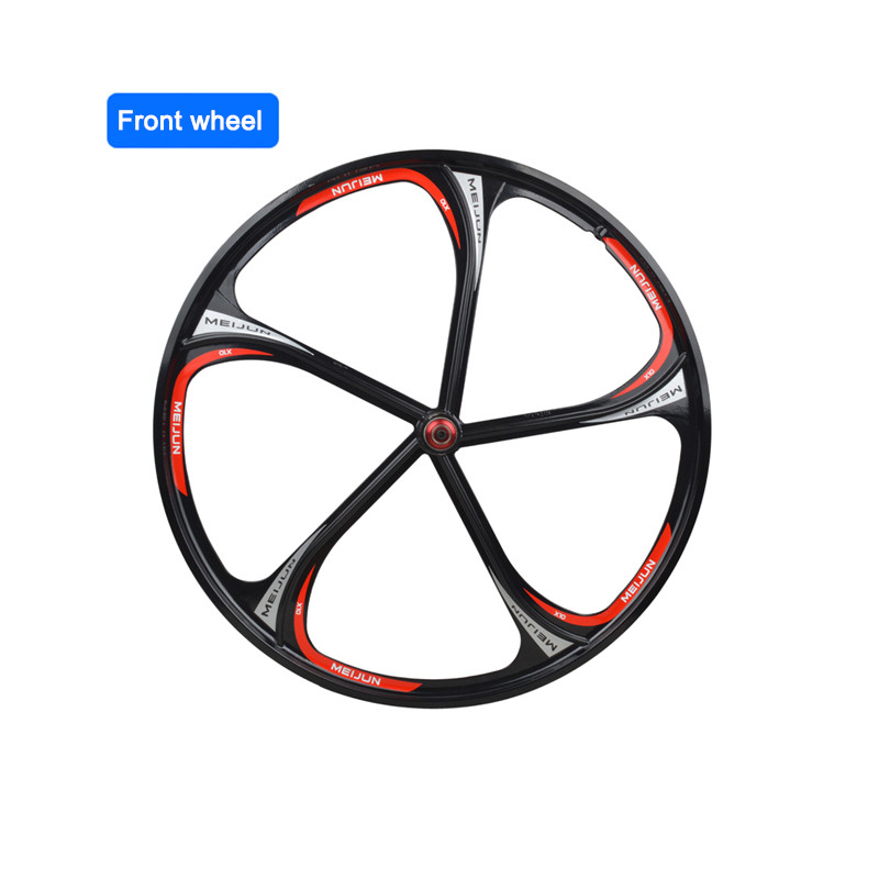 MTB Magnesium Alloy Wheels 26 Inches Bicycle Wheel Disc Brake Mountain Bike Bearing Wheelset