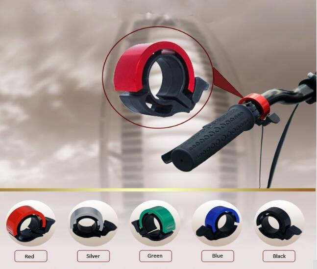 Patented product Invisible bicycle bike bells CNC Aluminum Alloy Metal Environmental MTB bicycle bike horn