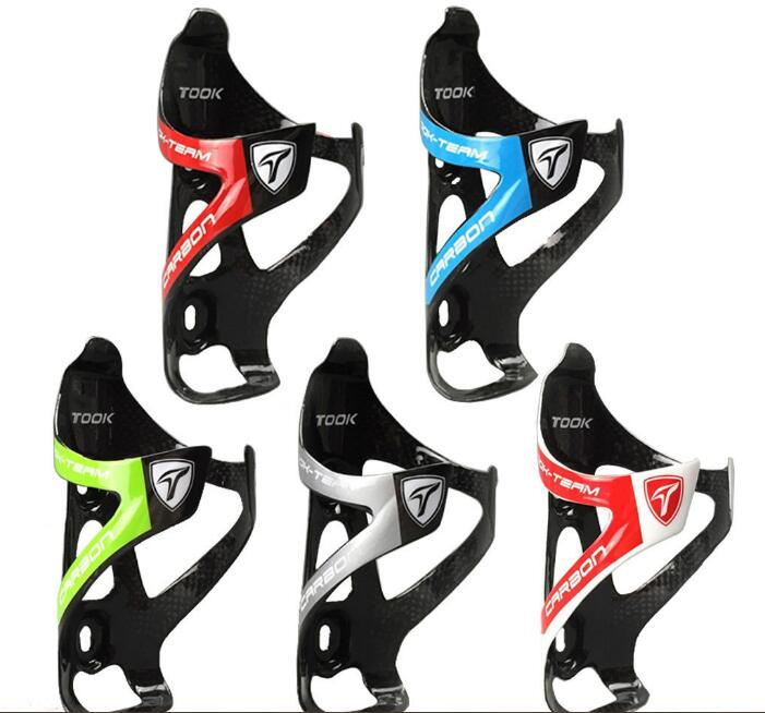 Full carbon fiber bicycle bike water bottle cage bottle holder