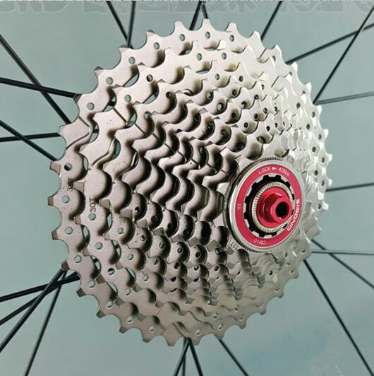MTB Bike Sprocket wheel 10 Speed Positioning Ultralight Hollow Cassette 11-36T Bicycle Flywheel 365g