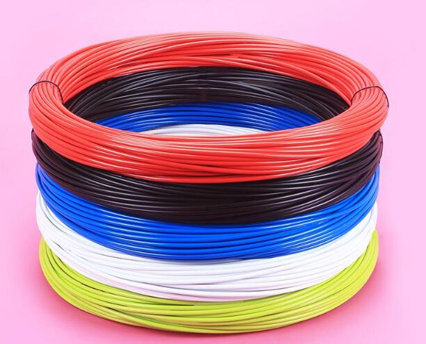 Bicycle Shift/brake  Cable 4/5mm Mountain Bike Road Bicycle Shift Line Pipe Shift Wire Line Colorful Bicycle Part