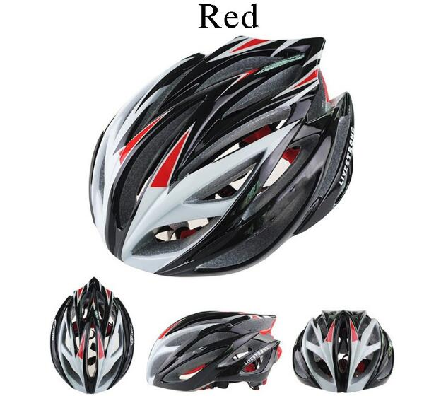 7 Colors Brand New Adult Cycling Bicycle Helmet Bicycle Accessories Outdoor Mountain Bike Helmet 21 Air Vents 54-62cm
