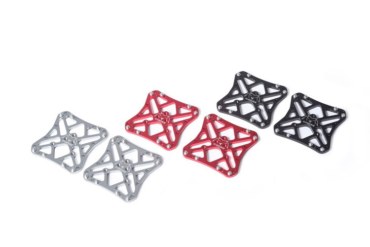 2016 New MTB clipless pedal platform adapters for SHIMANO SPD and SPEEDPLAY sytems Al 6061-T6 bicycle accessories