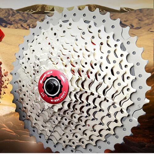 SunRace CSMS3 and CSMX3 10 Speed 11-40T 11-42T Wide Ratio bike freewheel bicycle mtb Cassette