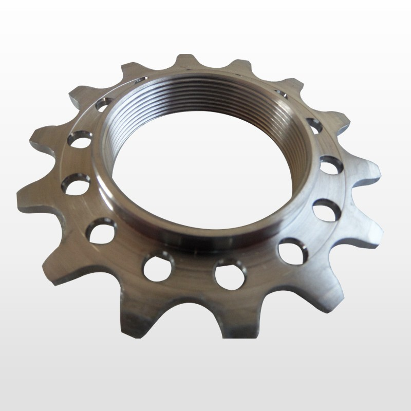 Single speed bike sprocket for bmx freewheel 14 T titanium Climbing bicycle cassette bike accessories